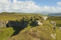 Skye Isle, broch of Dun Beag