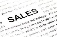 Wording sales