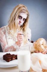 Ghostly Dessert