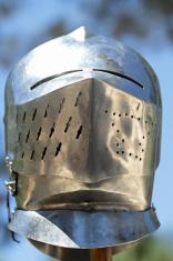 Knights Armor Helmet