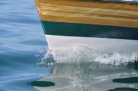 Wood Strip Boat