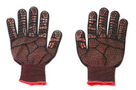 Isolated gloves
