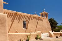 St. Francis Church - Adobe