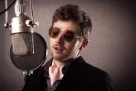 Recording Artist or DJ in the Studio