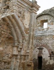 San Juan Capistrano ruins