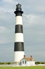 Bodie Island Lighthouse, Cape Hatteras National Seashore, NC