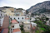 Capri cityscape