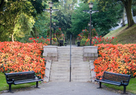Union Terrace Gardens, Aberdeen, Scotland