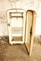 Vintage Refridgerator