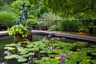 Central Park conservatory gardens