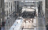 Atocha Train Station - Madrid