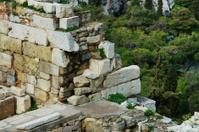 Fifth Century BC Brick Wall
