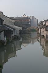 China ancient village building