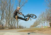 BMX Acrobatics
