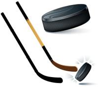 hockey materials