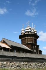 Church of Transformation Kizhi island Russia