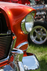 Classic Copper Chevy
