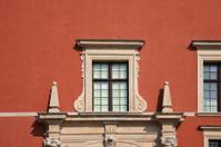 Window of castle