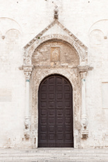 Bari, Basilica of Saint Nicholas (Apulia, Southern Italy)