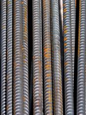 Interesting things - steel bars