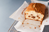 fig almond quickbread