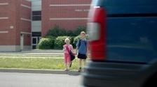 Unsafe School Crossing