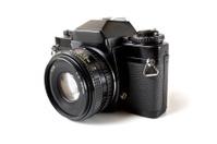 Vintage SLR Film Camera