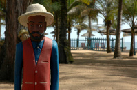 Paradise Resort Statue