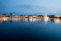 Hamburg Evening