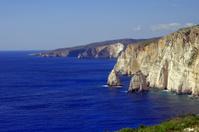 cliff, Zakynthos island