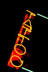Tatoo neon