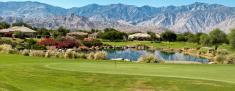 Golf Community Panorama