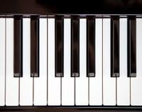do re mi, piano key