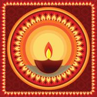 Diwali Mandala