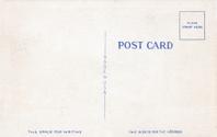 Vintage Paper Postcard Blank