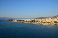 Patras Waterfront Harbor