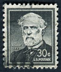 Robert E. Lee Stamp