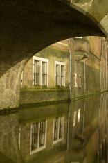 Utrecht (Netherlands) by night