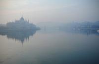 Blue Danube at Budapest