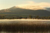 Osoyoos Lake Morning Mist, British Columbia
