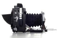 Old clssic large format Press camera