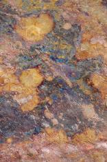 Flat Background - Slate Tile