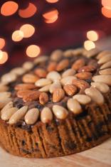 Scottish Dundee Cake
