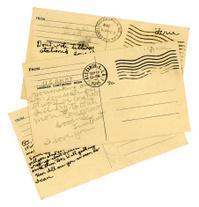 Three US WW2 postcards