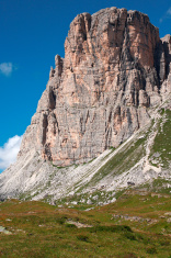 Alpine Landscape - Dolomites