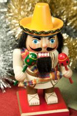 Christmas Mexican Nutcracker