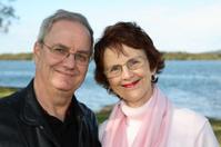 Happy Couple Riverfront