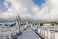 "Jewish Cemetery - ""Berg Altena"", Willemstad, Curacao, Netherland"