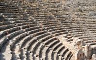 Roman Theater of Myra, Antalya