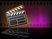 Film Clapboard - VECTOR
